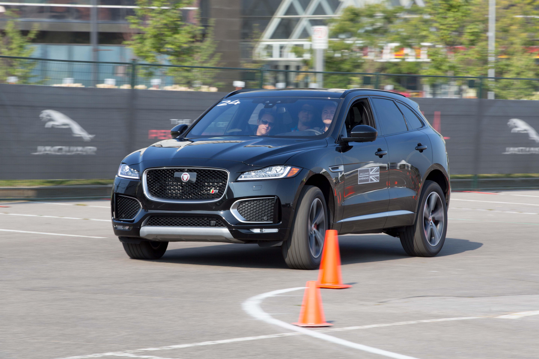 Jaguar Art Of Performance Tour Canada